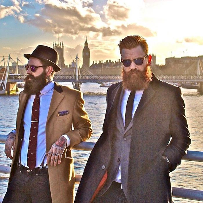 Bearded Guys London