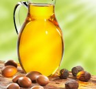 argan oil for beard care