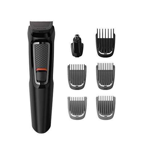 philips series 3000 7 in 1 grooming kit for face beard. Black Bedroom Furniture Sets. Home Design Ideas